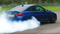 Téhle jízdě agresivita rozhodně nechyběla, BMW M4 CS