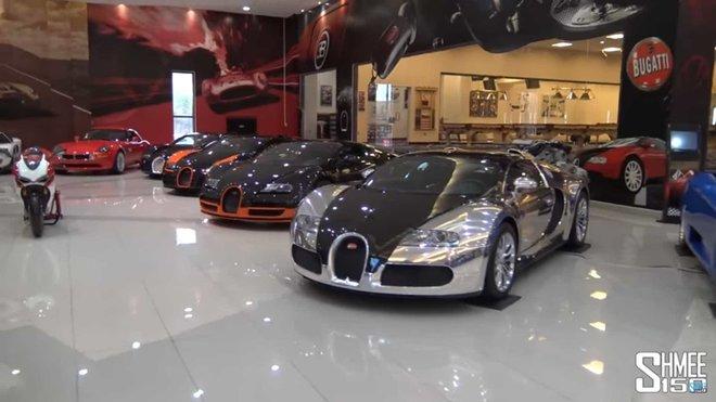 Muzeum SBH Royal Auto Gallery nabízí skutečné skvosty automobilové historie