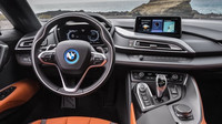 Nové BMW i8 Roadste