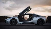 Nové BMW i8 Coupé