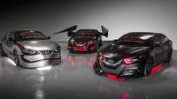 Nissan představil speciální edici konceptů Star Wars Last Jedi