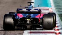 Toro Rosso už při stavbě vozu vidí přínosy partnerství s Hondou, věří v silný a spolehlivý motor - anotační foto