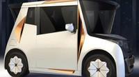 Nový koncept městského elektromobilu REDS