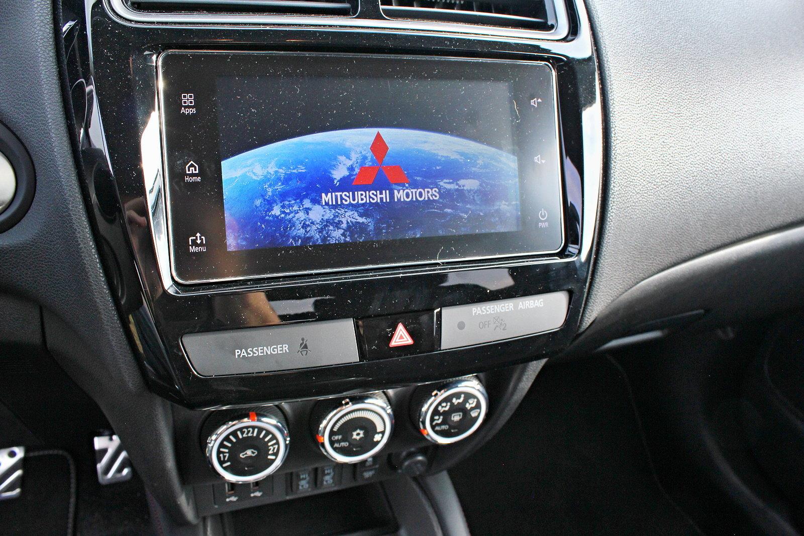 Omlazené Mitsubishi ASX 2018 ve výbavě INTENSE+