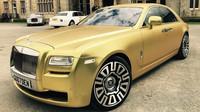 Majitel je ochotný prodat svůj Rolls-Royce Ghost jen za Bitcoiny