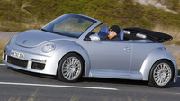 Volkswagen Beetle RSi se vyráběl i jako kabriolet