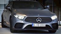 Nový Mercedes-Benz CLS 2018