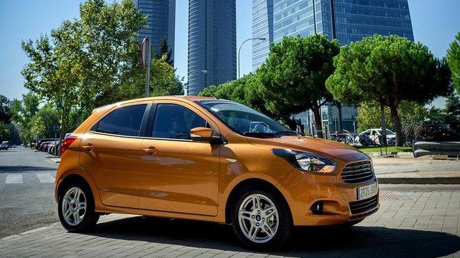 Prodloužená záruka se vztahuje i na Ford Ka+