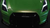 Nissan GT-R s body-kitem Pandem Rocket Bunny V2