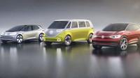 Rodina elektrických vozů Volkswagen I.D.