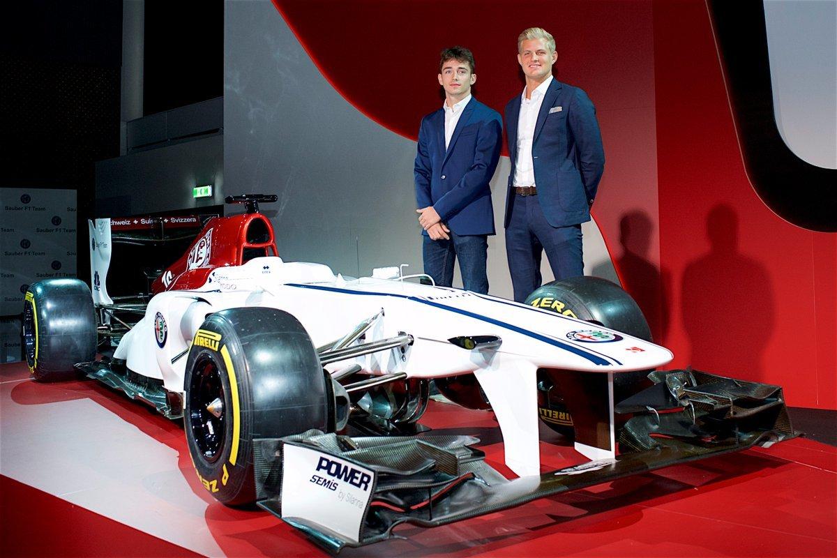 Marcus Ericsson očekává velký pokrok svého týmu