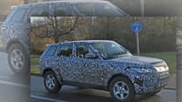 První testovací prototyp nového Land Rover Defender