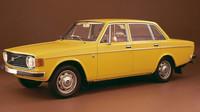 Volvo 144, modelový rok 1973