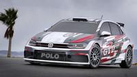 Závodní Volkswagen Polo GTI R5