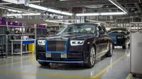 První vyrobený Rolls-Royce Phantom nové generace