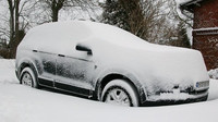 Ruský mráz a start automobilu? Boj TDI proti sovětské oceli - anotační foto