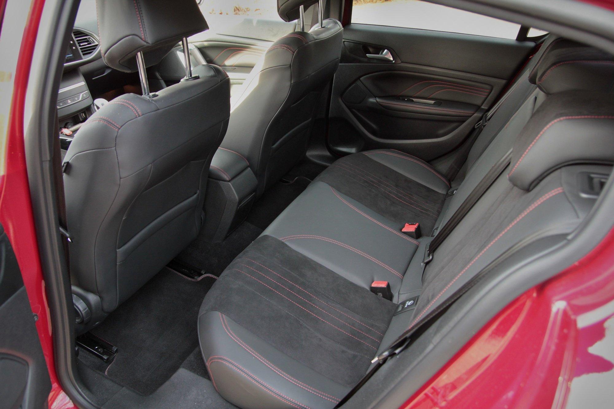 Peugeot 308 GT 1,6 THP