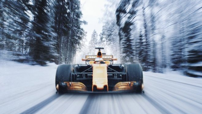 McLaren po zimě vyjede se zcela novou pohonnou jednotkou Renaultu