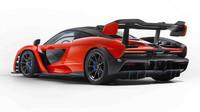 McLaren představil nový supersportovní vůz pojmenovaný po Sennovi + FOTO - anotační foto
