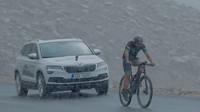 VIDEO: Se Škodou Karoq až na vrchol Himálaje? Městské SUV se drsné výzvy nezaleklo - anotační foto