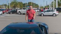 John Cena a jeho Ford GT
