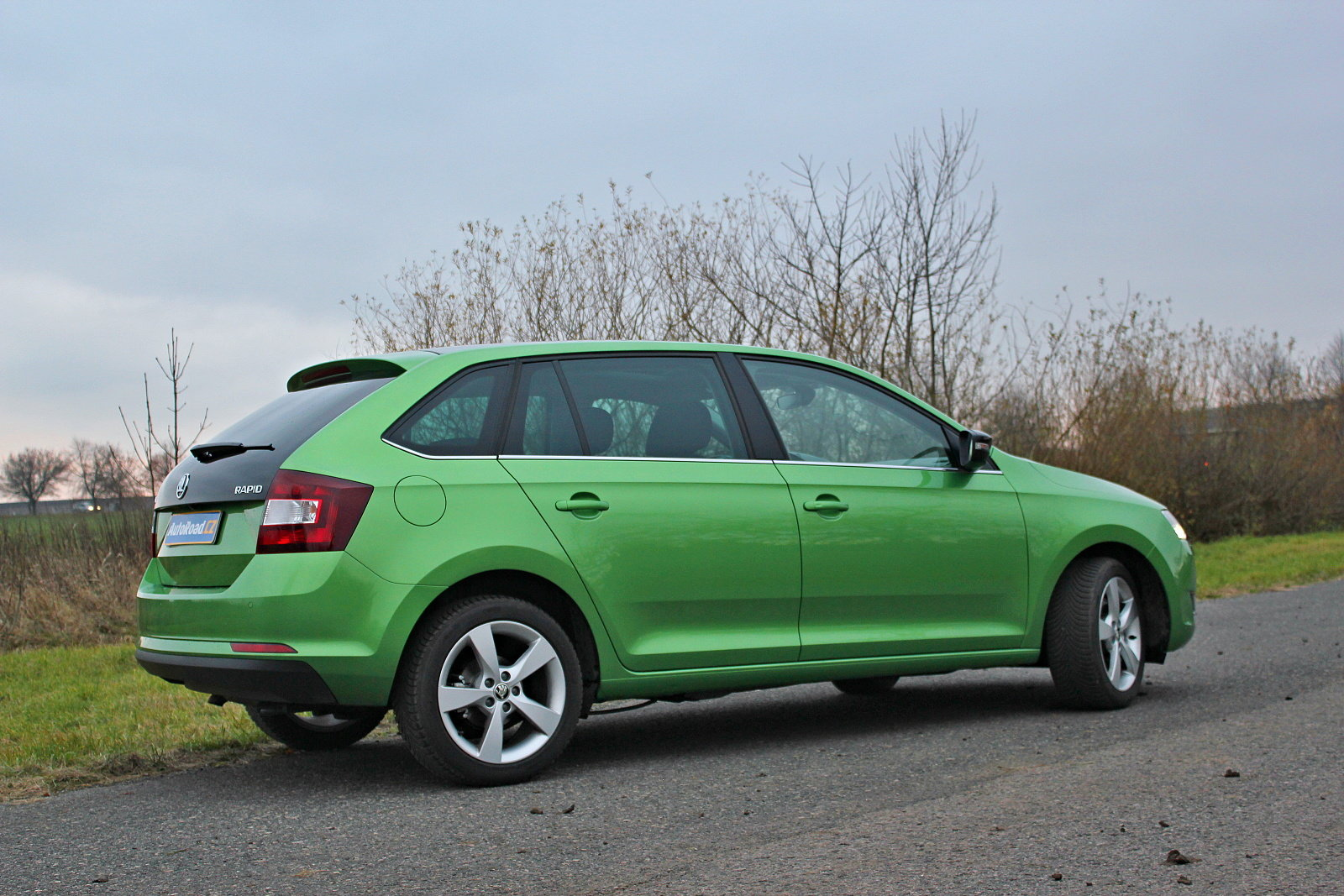 Škoda RapidSspacebackStyle1,0TSI