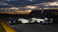 Závodní Cadillacy urazily za 67 let pořádný kus cesty, jak krásně demonstruje srovnání závodních speciálů Le Monstre a DPi-V.R