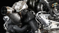 Pohonná jednotka Hondy, která je v F1 stále tou nejméně konkurenceschopnou