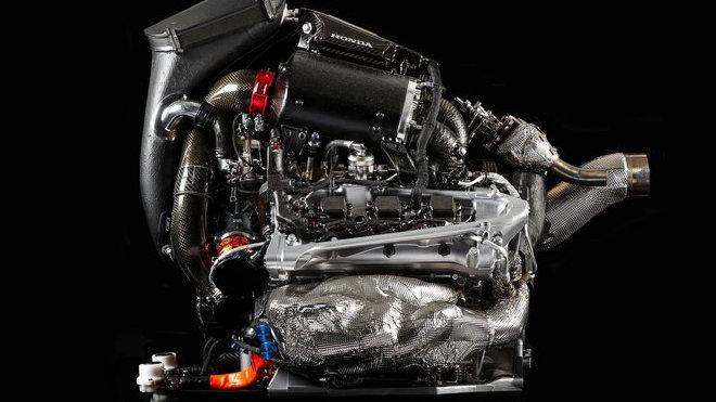 Pohonná jednotka Honda RA617H