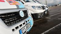 Volkswagen Crafter 4Motion v barvách týmu BARTH Racing