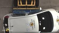 Fiat Punto během crash testů Europ NCAP absolutně pohořel