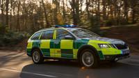 Škoda Octavia Scout ve verzi pro záchranáře