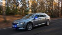 Škoda Superb Combi s výkonem 280 koní pro policisty v utajení
