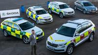 Nové Škodovky pro policii a záchranáře? Speciální řada