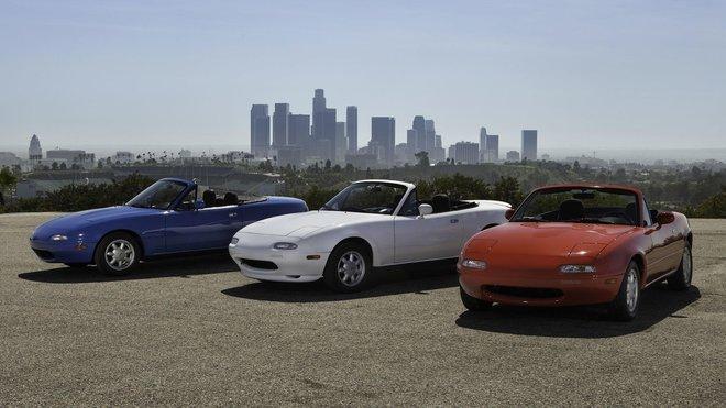 Mazda Mx-5 první generace (NA)