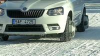 Automatické sněhové řetězy