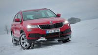 Škoda KAROQ 2,0 TDI 140 kW 4x4 DSG