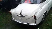 Škoda Octavia 1962 první start po 20 letech