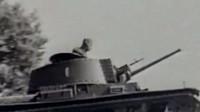 Dobové záběry tanku LT 38