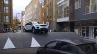 Range Rover Evoque si poradil s největším zpomalovacím prahem světa bez zaváhání