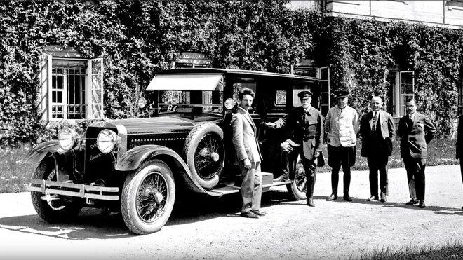Škoda Hispano-Suiza