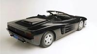 Jedinečné Ferrari Testarossa kabriolet vzniklo speciálně pro Michaela Jacksona
