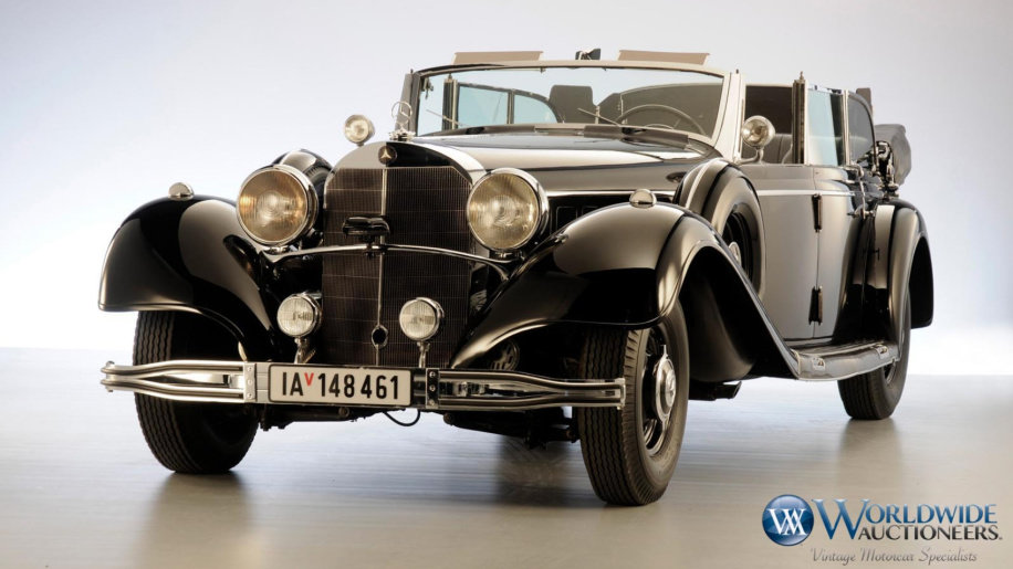Mercedes-Benz 770K Grosser Open Tourer