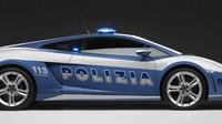 Unikátní Lamborghini Gallardo LP560-4 Polizia