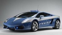 Unikátní Lamborghini Gallardo LP560-4 Polizia