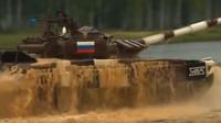Ruská armáda se v roce 2017 účastnila