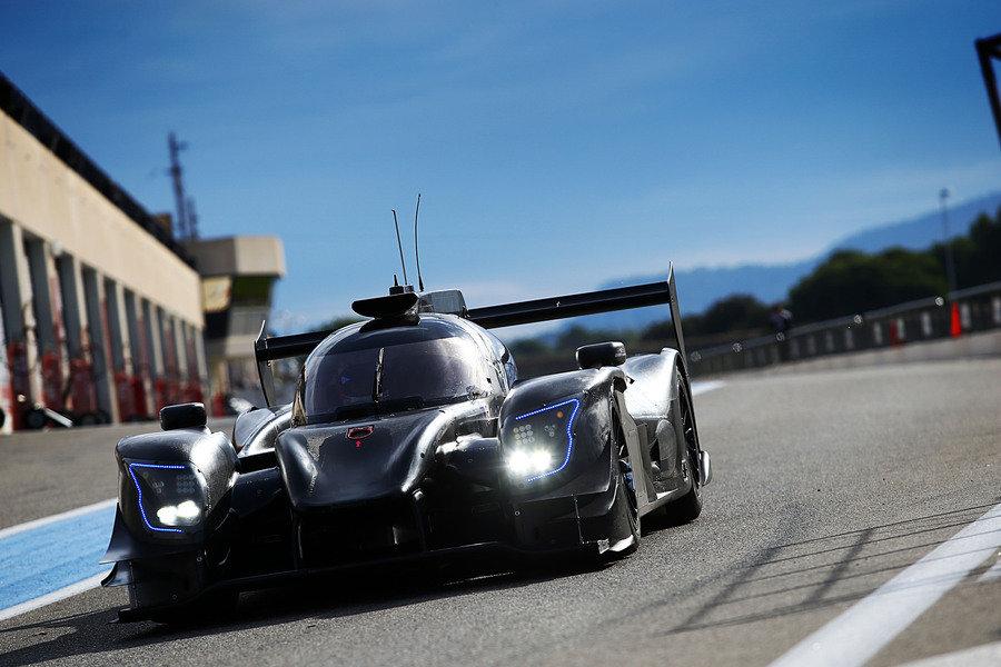 Phil Hanson s Ligierem JS P217