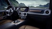 Nový Mercedes-Benz třídy G 2019