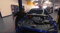 Speciální Ford Mustang s kompresorem Saleen se proměnil v pekelně rychlý stativ