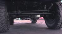 Ford Bronco manželky Kena Blocka